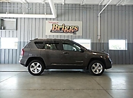 2015 Jeep Compass FWD 4DR HIGH ALTITUDE EDITION Lawrence KS