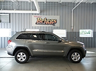 2012 Jeep Grand Cherokee 4WD 4DR LAREDO Lawrence KS