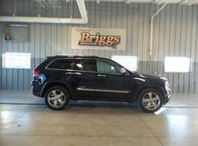 2012 Jeep Grand Cherokee 4WD 4DR LIMITED Manhattan KS