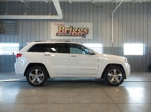 2016 Jeep Grand Cherokee 4WD 4DR HIGH ALTITUDE Lawrence KS