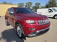 2014 Jeep Grand Cherokee 4WD 4dr Summit Lawrence KS