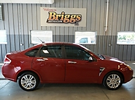 2009 Ford Focus 4DR SDN SEL Topeka & Manhattan KS
