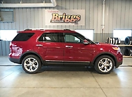 2015 Ford Explorer 4WD 4DR LIMITED Lawrence KS
