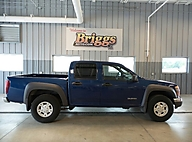 2005 Chevrolet Colorado CREW CAB 126.0 WB 1SE LS Z71 Lawrence KS