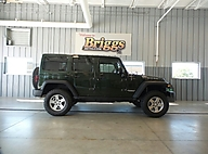 2010 Jeep Wrangler Unlimited 4WD 4DR RUBICON Lawrence KS