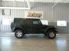 2010 Jeep Wrangler Unlimited 4WD 4DR RUBICON Manhattan KS