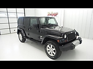 2011 Jeep Wrangler Unlimited 4WD 4dr 70th Anniversary Lawrence KS