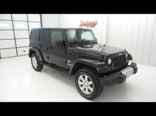 2011 Jeep Wrangler Unlimited 4WD 4dr 70th Anniversary Manhattan KS
