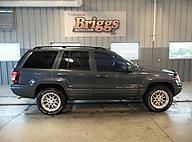 2002 Jeep Grand Cherokee 4DR LIMITED 4WD Lawrence KS