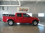 2010 Nissan Frontier 2WD CREW CAB SWB AUTO SE Lawrence KS