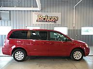 2010 Chrysler Town & Country 4DR WGN LX Lawrence KS