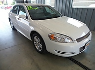 2012 Chevrolet Impala 4DR SDN LT FLEET Lawrence KS