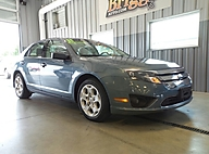2011 Ford Fusion 4DR SDN SE FWD Lawrence KS