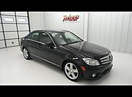 2010 Mercedes-Benz C-Class 4dr Sdn C300 Sport 4MATIC Lawrence KS