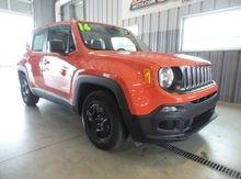 2016 Jeep Renegade FWD 4DR SPORT Lawrence KS