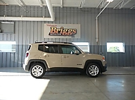 2015 Jeep Renegade FWD 4DR LATITUDE Lawrence KS