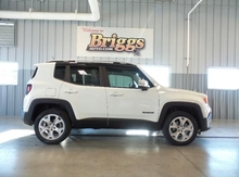2015 Jeep Renegade 4WD 4DR LIMITED Lawrence KS