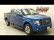 2011 Ford F-150 2WD SuperCrew 145 FX2 Topeka KS