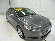 2014 Ford Fusion 4DR SDN SE FWD Lawrence KS
