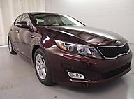 2014 Kia Optima 4dr Sdn LX Topeka KS