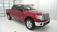 2012 Ford F-150 4WD SuperCrew 145 XL Lawrence KS