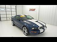 2007 Ford Mustang 2dr Cpe Deluxe Lawrence KS