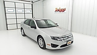 2012 Ford Fusion 4dr Sdn S FWD Lawrence KS