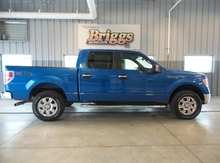 2012 Ford F-150 4WD SUPERCREW 145 XLT Lawrence KS
