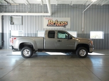 2008 GMC Sierra 2500HD 4WD EXT CAB 143.5 SLE1 Lawrence KS