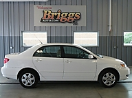 2008 Toyota Corolla 4DR SDN MAN LE Lawrence KS