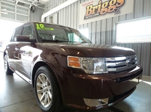 2010 Ford Flex 4DR SEL FWD Lawrence KS