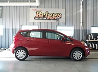 2015 Nissan Versa Note 5dr HB CVT 1.6 S Plus Topeka & Manhattan KS
