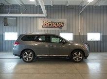 2015 Nissan Pathfinder 2WD 4DR PLATINUM Lawrence, Topeka & Manhattan KS