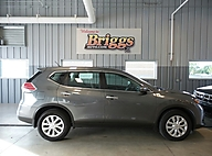 2014 Nissan Rogue FWD 4DR S Lawrence, Topeka & Manhattan KS