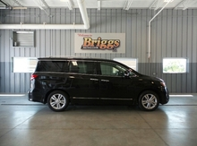 2015 Nissan Quest 4DR SL Lawrence KS