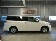 2015 Nissan Quest 4DR SV Lawrence, Topeka & Manhattan KS