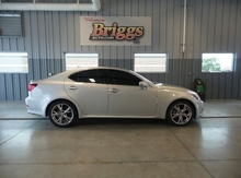 2010 Lexus IS 250 4DR SPORT SDN MAN RWD Lawrence KS
