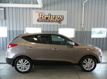 2011 Hyundai Tucson FWD 4DR AUTO LIMITED Lawrence KS