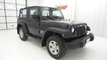 2012 Jeep Wrangler 4WD 2dr Sport Manhattan KS