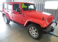 2013 Jeep Wrangler Unlimited 4WD 4dr Sahara Lawrence KS