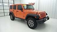 2013 Jeep Wrangler Unlimited 4WD 4dr Rubicon Lawrence KS