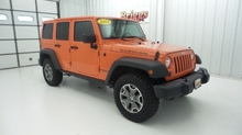2013 Jeep Wrangler Unlimited 4WD 4dr Rubicon Manhattan KS