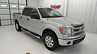 2014 Ford F-150 4WD SuperCrew 145 XLT Lawrence KS