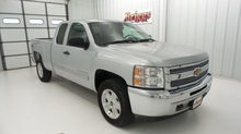 2012 Chevrolet Silverado 1500 4WD Ext Cab 143.5 LT Manhattan KS