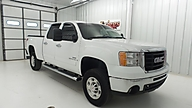 2009 GMC Sierra 2500HD 4WD Crew Cab 153 SLE Lawrence, Topeka & Manhattan KS
