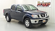 2011 Nissan Frontier 4WD Crew Cab SWB Auto S Lawrence KS