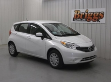 2014 Nissan Versa Note 5dr HB CVT 1.6 S Plus Manhattan KS