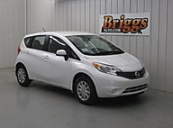 2014 Nissan Versa Note 5dr HB Manual 1.6 S Topeka & Manhattan KS