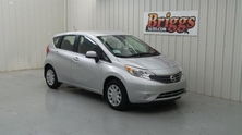 Nissan Versa Note 5dr HB Manual 1.6 S 2014