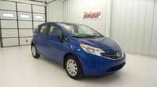 2015 Nissan Versa Note 5dr HB CVT 1.6 S Plus Manhattan KS